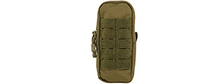 CA-1516GN ENCLOSED MAGAZINE POUCH (OD)