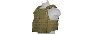 CA-2190G MODULAR PLATE CARRIER (OLIVE DRAB)