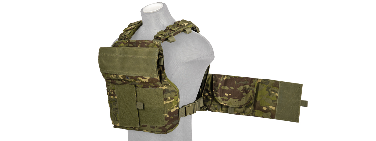 CA-2190MT MODULAR PLATE CARRIER (CAMO TROPIC)