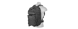 CA-2193B TACTICAL BACKPACK (BK)