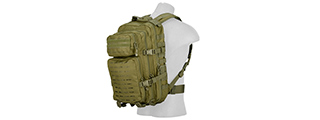 CA-2193G TACTICAL BACKPACK (OLIVE DRAB GREEN)
