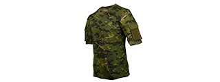CA-2741MT-S LANCER TACTICAL SPECIALIST ADHESION T-SHIRT - SMALL (CAMO TROPIC)