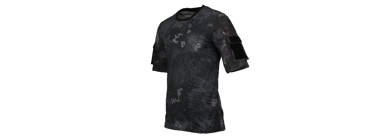 CA-2741TP-XS LANCER TACTICAL SPECIALIST ADHESION ARMS T-SHIRT - XS (TYP)