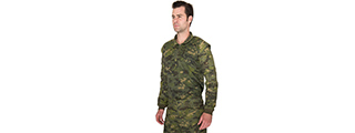 CA-2747MT-L SHOULDER ARMOR JERSEY LARGE (TROPIC CAMO)