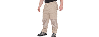 CA-2748T-M ALL-WEATHER TACTICAL PANTS (KHAKI), MED