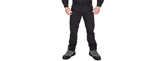 CA-2752B-S RIPSTOP OUTDOOR WORK PANTS (BK), SM