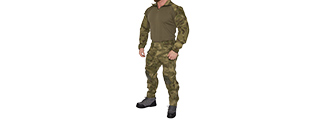 CA-2760F-XL COMBAT TACTICAL UNIFORM SET (AT-FG), XL
