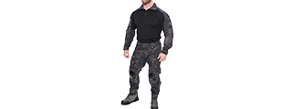 CA-2760T-XS COMBAT TACTICAL UNIFORM SET (TYP), XS