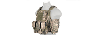 CA-305F TACTICAL ASSAULT PLATE CARRIER (AT-FG)