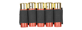 CA-310ACC-B SHOTGUN SHELL HOLDER (BK)