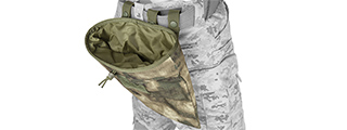 CA-341F LARGE FOLDABLE DUMP POUCH (AT-FG)