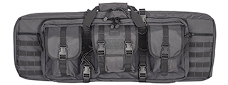 "CA-345GY MOLLE 36"" DOUBLE GUN BAG (GRAY)"