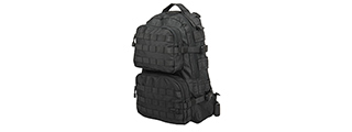 Lancer Tactical CA-355B Multi-Purpose Backpack, Black