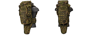 CA-356P RIFLE BACKPACK (PC GREEN)
