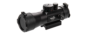 CA-443B 2X MAGNIFICATION RIFLE SCOPE