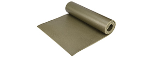 CA-5170 OUTDOOR GI STYLE XPE FOAM CAMPING MAT (OD GREEN)