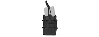 CA-877B M4/M16 SINGLE MAG POUCH (BLACK)
