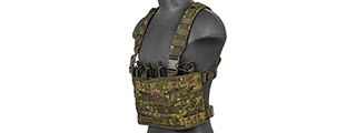CA-882P LIGHTWEIGHT CHEST RIG W/ CONCEALED MAGAZINE POUCH (GZ)