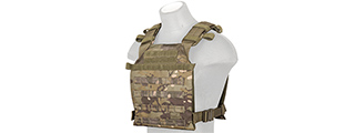CA-883MT LIGHTWEIGHT PLATE CARRIER (CAMO TROPIC)