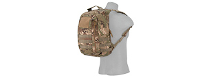 CA-L113MA MOLLE ADHESION SCOUT ARMS BACKPACK (MODERN CAMO)