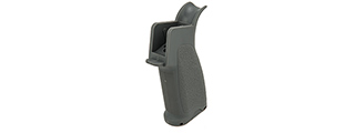 D-G13MG BR STYLE PISTOL GRIP FOR M4 AEG (GRAY)