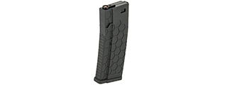 D-HM1B HEXMAG LICENSED AIRSOFT MAG 120RDS (BK)