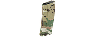 D-HM1C HEXMAG LICENSED AIRSOFT MAG 120RDS (CAMO)