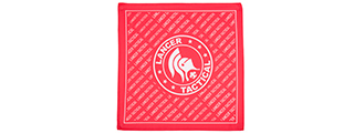 DR001 LANCER TACTICAL DEAD RAG (RED)