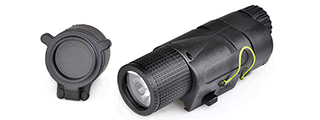 ELEMENT AIRSOFT AEG TACTICAL ILLUMINATOR LONG VERSION - BLACK