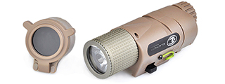 ELEMENT AIRSOFT AEG TACTICAL ILLUMINATOR LONG VERSION - TAN