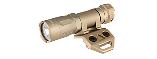 FAST301M-TN TACTICAL 800-LUMEN M-LOK WEAPON LIGHT (TAN)
