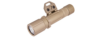 FAST501M-TN TACTICAL 1000-LUMEN M-LOK WEAPON LIGHT (TAN)