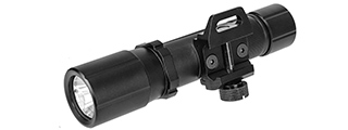 FAST501R-BK TACTICAL 800-LUMEN PICATINNY WEAPON LIGHT (BLACK)