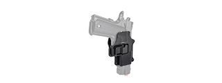 G003 HARD SHELL PISTOL HOLSTER (BK)