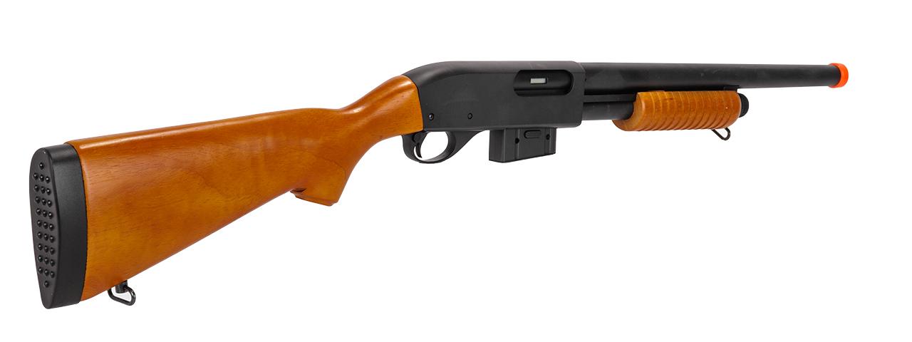 Iu 9870a A Amp K M870 Training Shotgun Black Iu 9870a
