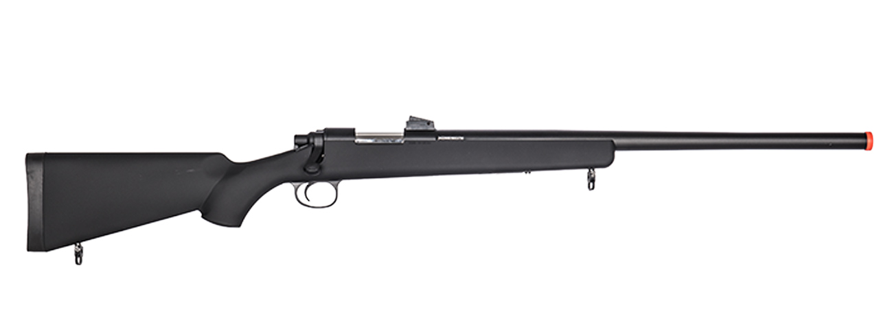JG366A BAR-10 BOLT ACTION SNIPER RIFLE w/ 3-9X40 ZOOM RANGEFINDER SCOPE (BK)