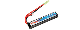 Tenergy LIPO7.4V1000S Lithium Polymer Stick Battery