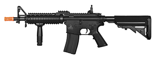 LT-02C M4 RAS II AEG METAL GEAR (BLACK)