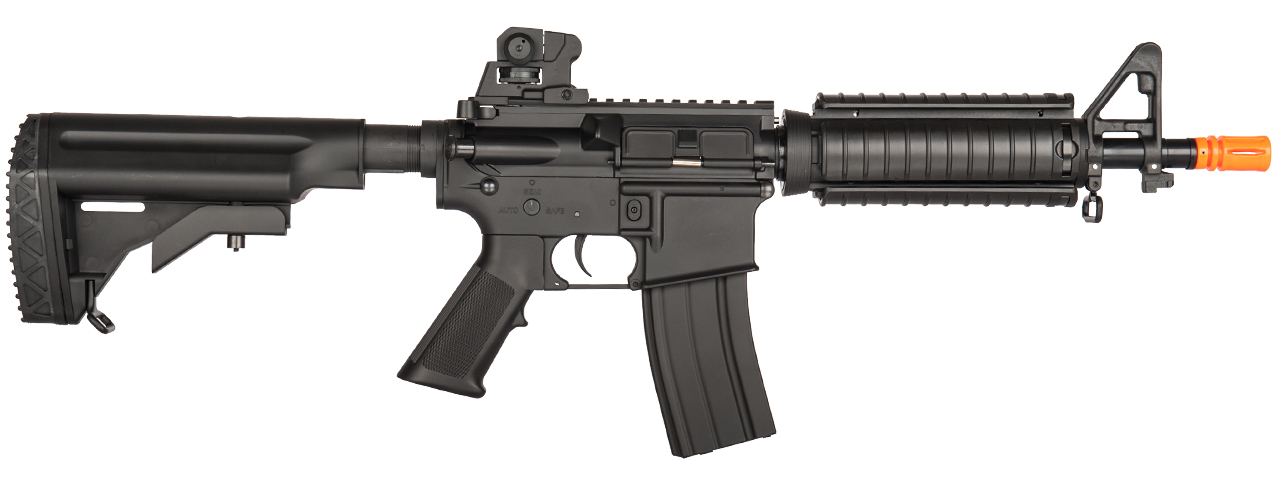 LT-02D M4 AEG w/ RAIL INTERFACE SYSTEM (BK)