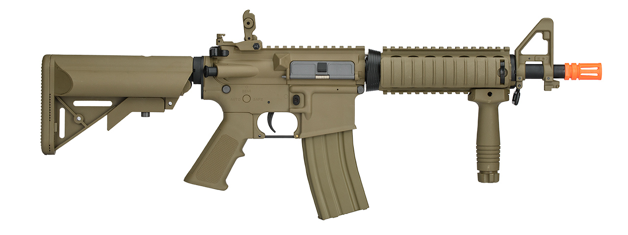 LT-02T-G2 MK18 MOD 0 AEG FIELD AIRSOFT RIFLE (COLOR: DARK EARTH)