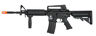 LT-04B-G2 SOPMOD M4 AEG METAL GEAR (COLOR: BLACK)