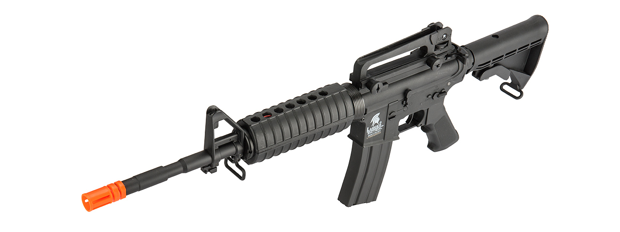 LT-06B-G2 M4A1 AEG METAL GEAR (COLOR: BLACK)