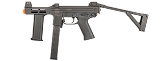 LT-723 LANCER TACTICAL SPECTRE SUBMACHINE GUN AEG PISTOL (BK)
