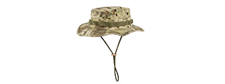 M2619M COTTON HYBRID TACTICAL VENTILATED BOONIE HAT (MAD)