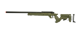 WELL SR22 FULL METAL TYPE 22 BOLT ACTION SNIPER RIFLE (OD)