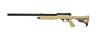 WELL APS SR-2 MODULAR BOLT ACTION SNIPER RIFLE MB06A (TAN)