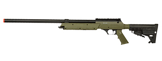 MB13G WELL SPEC-OPS MB13A APS SR-2 SNIPER RIFLE (OD)