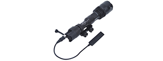NIGHT EVOLUTION TACTICAL LIGHT LED VERSION SUPER BRIGHT - BLACK