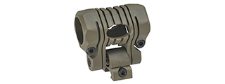 OT0424T 5-POSITION FLASHLIGHT RAIL MOUNT (DE)