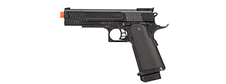 P2002BAG SPRING SCALED 1911 POLYMER PISTOL IN POLY BAG (BLACK)